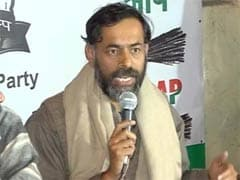 Swaraj India To Fight Haryana Assembly Polls: Yogendra Yadav