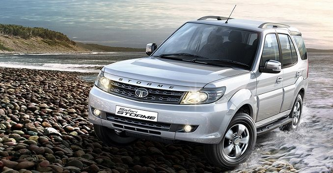 Tata Safari Storme Facelift Launched; Prices Start at ₹ 9.99 Lakh