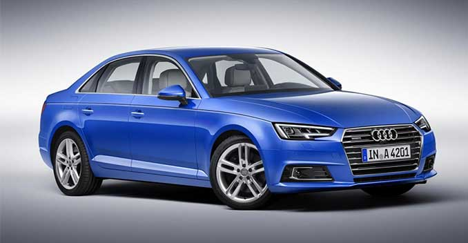 Auto Expo 2016: New Audi A4 Unveiled in India