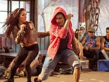 Saina Nehwal Wants to Watch <i>ABCD 2</i>, Varun Dhawan Wants Dwayne Johnson to Watch it