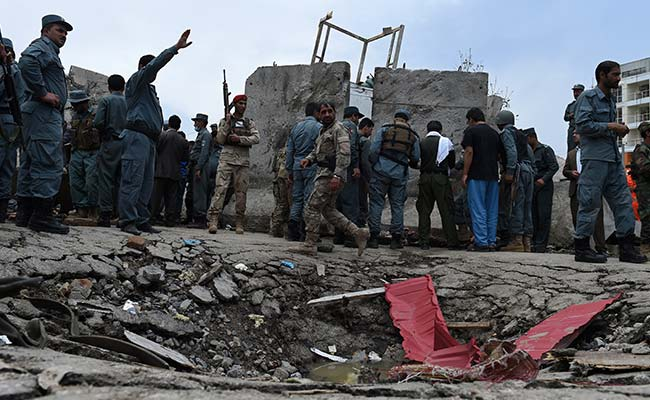 अफगान सेना के फाइटर प्लेन ने गलती से अपने ही सैनिकों पर कर दिया हमला, 12 सुरक्षाकर्मियों की मौत
