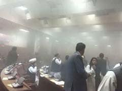 Afghan Parliament Attacked, Taliban Claim Responsibility