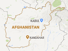 Suicide Truck Bomb Kills 2, Wounds At Least 40 in Afghanistan: Officials