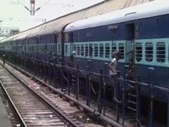 बैतूल में ट्रेन पर गिरा बिजली का तार, बड़ा हादसा टला
