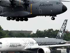 M&M Gains on Aerospace Deal With Airbus
