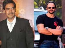 Ajay Devgn is 'Like an Elder Brother' to Rohit Shetty