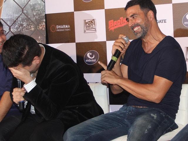 Akshay Kumar Takes a Dig at Karan Johar's Bombay Velvet Debacle