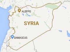 34 Dead in Rebel Rocket Fire on Syria's Aleppo: Report