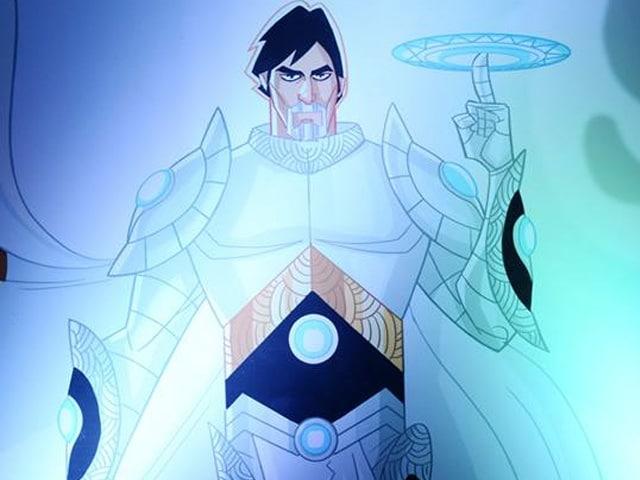 Now, Amitabh Bachchan to Play Superhero on Animated TV Series
