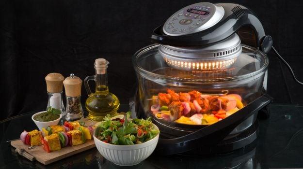 Kitchen Appliances Review: Usha InfinitiCook Halogen Oven