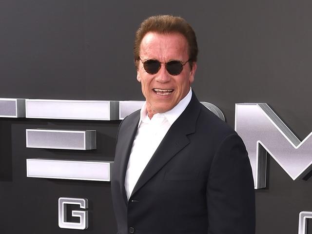 Arnold Schwarzenegger: Nude Scenes are Embarrassing, But Fun