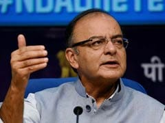 Jaitley Rings Closing Bell at New York Stock Exchange