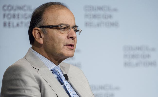 Onus of Creating Environment for Talks is on Pakistan, Says Arun Jaitley