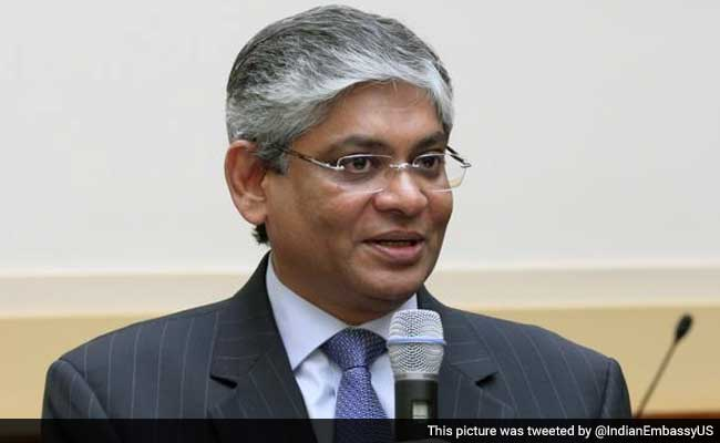 Indian-Americans Should Contribute to India's Progress: Indian Ambassador to the US Arun K Singh