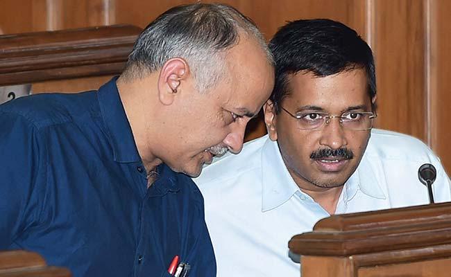 दिल्ली सरकार के मंत्रियों ने 12 विदेशी दौरे किए, जिन पर करीब 63 लाख खर्च हुए...