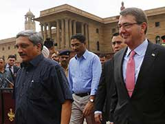 US Defence Secretary Visits India On Mission To Draw Militaries Closer