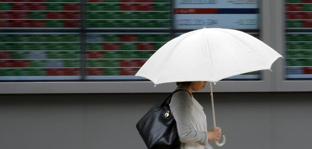 Asian Shares Tread Cautiously, Crude Oil Slips