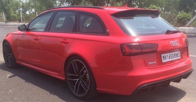 The Rambunctious Rebel: Audi RS6 Reviewed