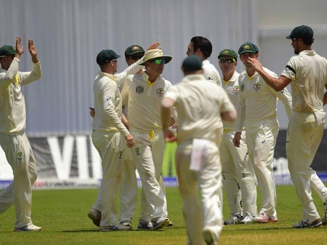 पहले टेस्ट में जीत के लिए ऑस्ट्रेलिया को 156 रनों की जरूरत, 8 विकेट सुरक्षित