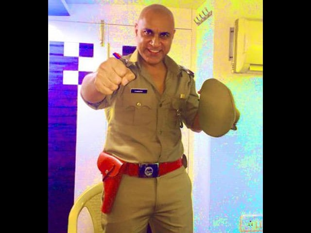 Baba Sehgal Plays 'Bad Cop' in Gautham Menon's Film