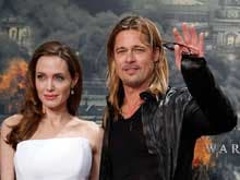 Brad Pitt, Angelina Jolie Have Tea With Prince William and Kate