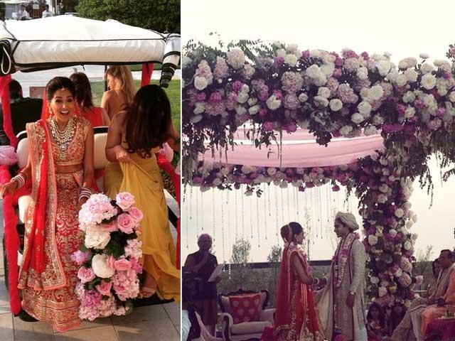 Bachchans, Ambanis, Lalit Modi A-List Baraatis at Big Fat NRI Wedding
