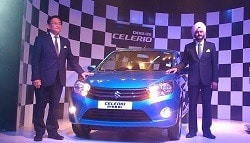 Maruti Suzuki Celerio Diesel Launched; Prices Start at Rs. 4.65 Lakh