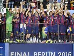 बार्सिलोना ने जीता चैंपियंस लीग का ख़िताब, नेयमार और सुआरेज़ रहे हीरो