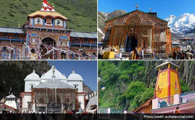 Chardham Yatra Begins In Uttarakhand