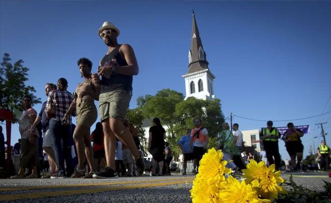 US Black Church Fire Stokes Arson Fears