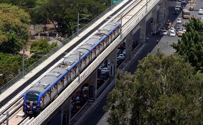 Chennai Metro Services Disrupted Between Airport and Nanganallur