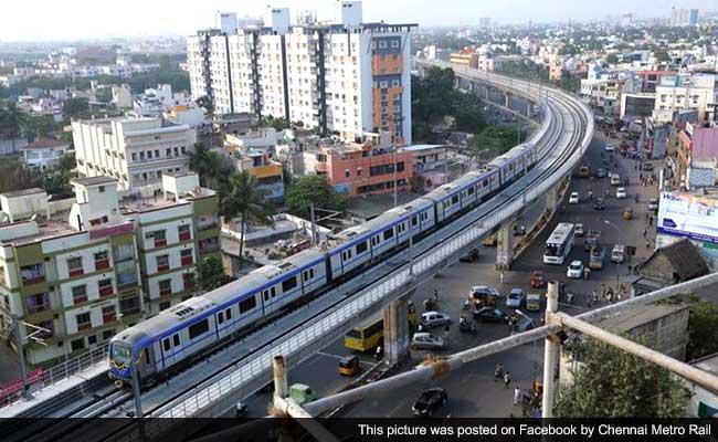 Kerala Man Arrested For Creating Fake Chennai Metro Rail Website