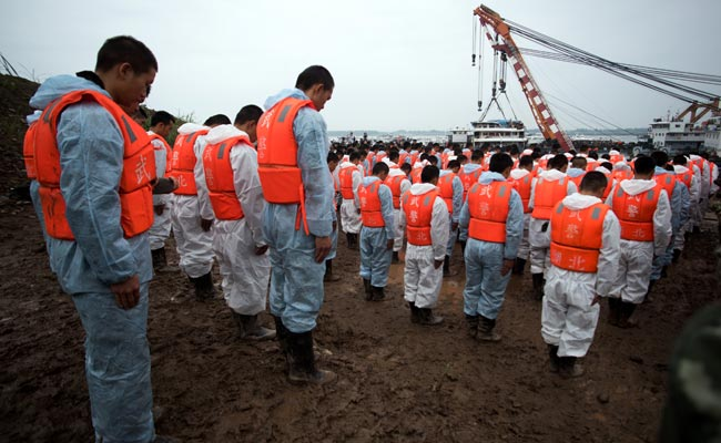 Final Toll From Sunken China Cruise Ship 442: Report