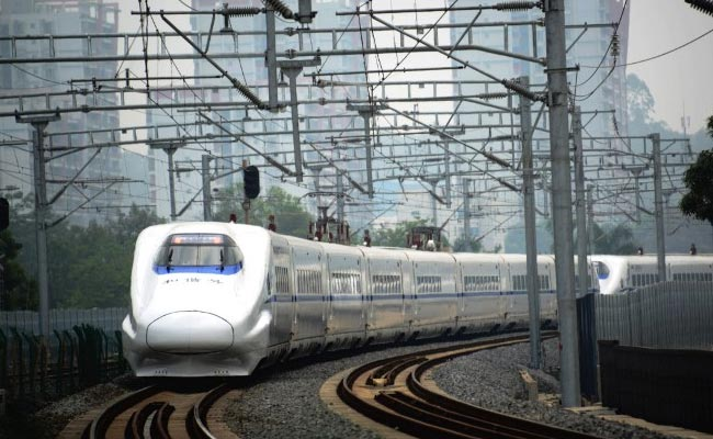 China Seeks Rail Link Between Kunming and Kolkata