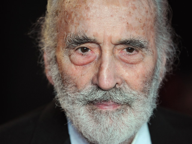 Christopher Lee, Ultimate Movie Villain Who Scared Generations as Dracula and Saruman