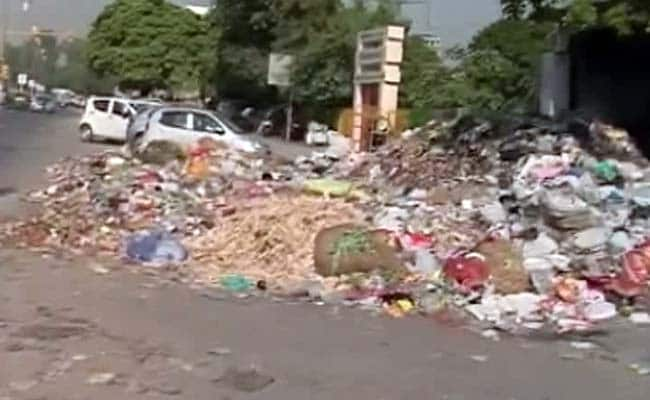 Delhi Civic Body Sanitation Workers To Hold Indefinite Strike From January 27