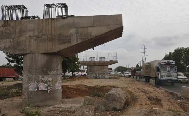 delhi jaipur highway construction