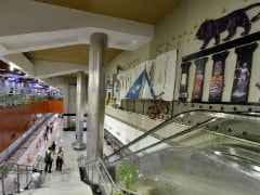 ITO Metro Station Opens Today. Permanent Exhibition in Station to Showcase Areas History