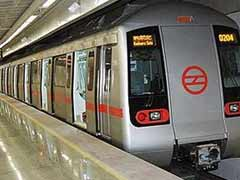 7 Fare Collection Gates Installed at Rajiv Chowk Metro Station