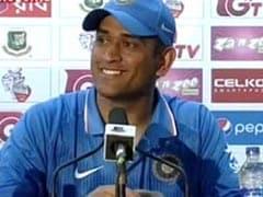 मुझे हटाने से समस्याएं सुलझ जाएं तो कप्तानी छोड़ने को तैयार हूं : महेंद्र सिंह धोनी