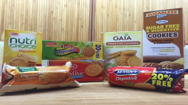 Britannia, Parle, Anmol, GAIA & Others: The Best Digestive Biscuit in India