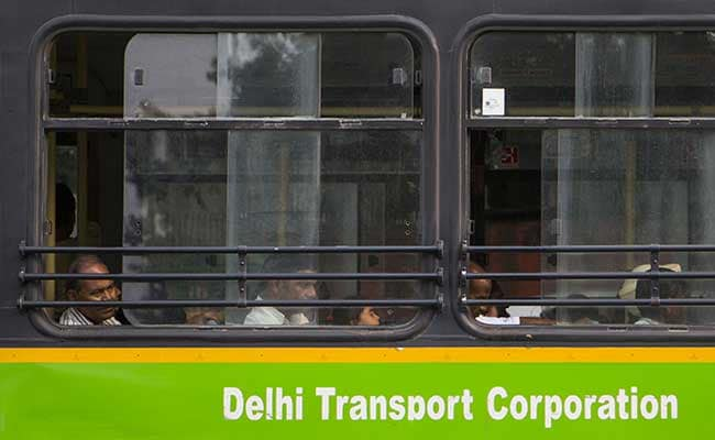 Delhi Gets New DTC Bus Service