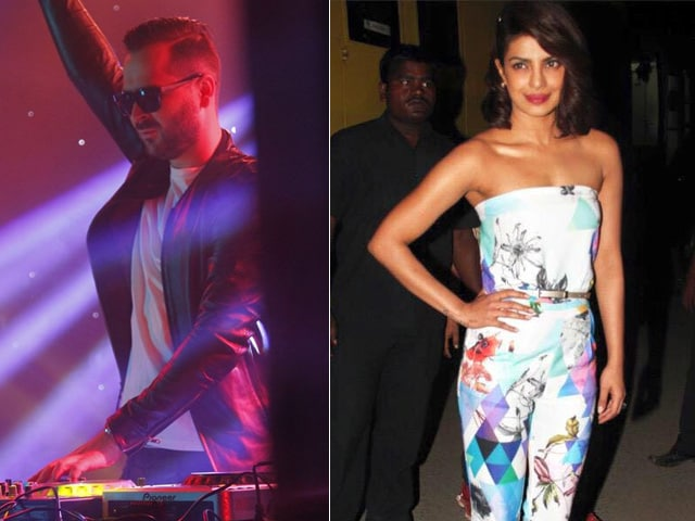 Priyanka Chopra and Rahman, the Two Indians Romanian DJ Wants to Work With
