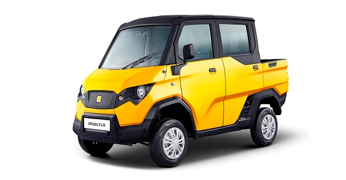 Polaris is developing a full-size Ranger electric vehicle in partnership with Zero Motorcycles