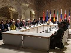 Britain, France Press Iran Hard on Nuclear Talks