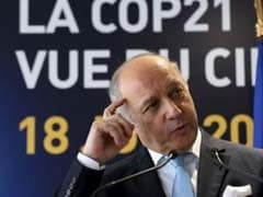 France's Fabius Heads to Mideast to Sell Peace Initiative