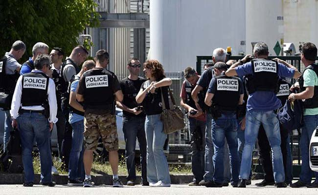 Wife of France Gas Factory Attack Suspect Held: Source