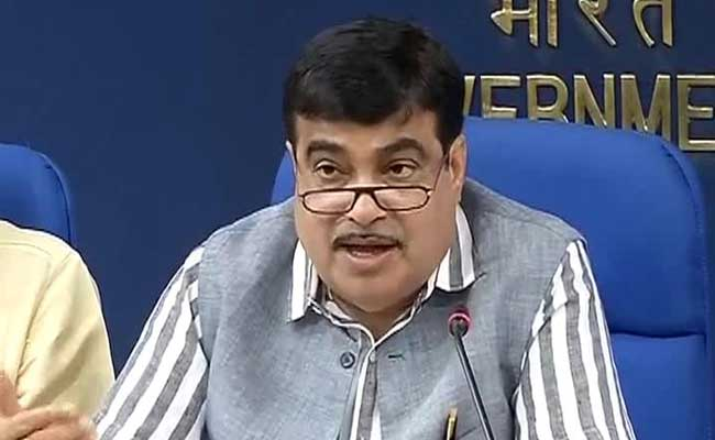 Caught In 2-Hour Jam Near Delhi, Nitin Gadkari Orders 'Solution In 24 Hours'