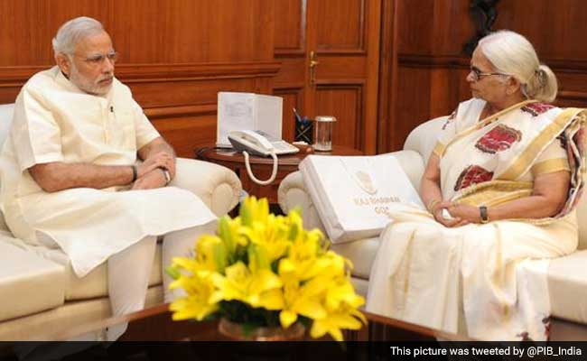 Goa Governor Meets PM, Rajnath Singh, Discusses Social Development Projects