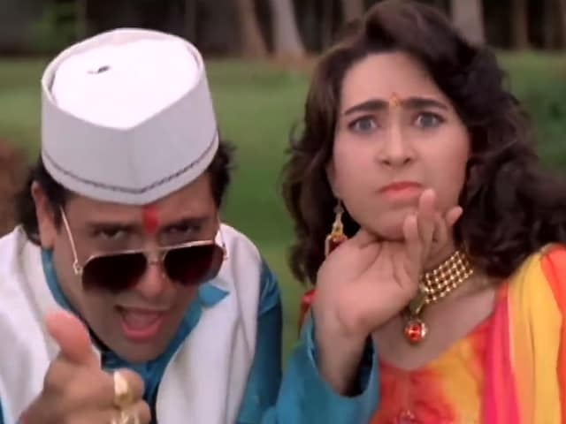 Govinda: Dancing With Karisma Brought Back Memories